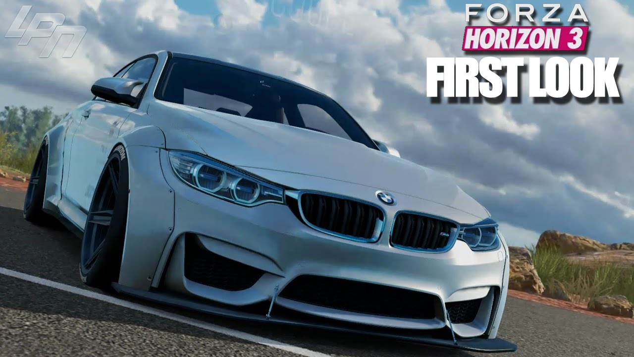 forza horizon 3 first look youtube. Black Bedroom Furniture Sets. Home Design Ideas