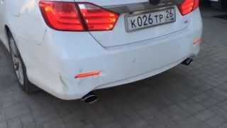 Тюнинг Краснодар спорт выхлоп Toyota Camry 3,5 V50 (tuning-elite.com)