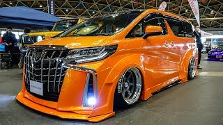 CRYSTALEYE TOYOTA 30 ALPHARD NAGOYA AUTO TREND 2020 #NAT2020 Custom Car Auto Show in Japan 2020. Japanese VIP CAR STYLE .Luxury ...