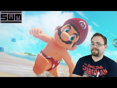 News Wave! - The Nintendo Switch Tops The NPD Charts And Mario Loses His Shirt!
