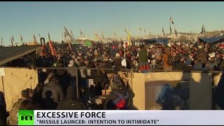 'They aimed at my camera': Journalists shot by police at DAPL protests