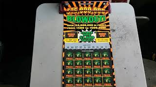 Georgia lottery ticket!  Doing live stream on Facebook today!