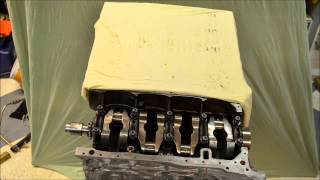 Mercedes Benz 190E Turbo Engine Rebuild