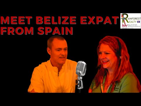 Meet Belize Expat from Spain