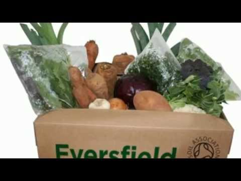 Organic Vegetable Boxes from www.eversfieldorganic.co.uk