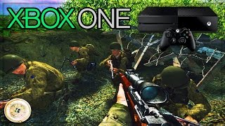 *NEW* CALL OF DUTY 2 XBOX ONE GAMEPLAY!! (CoD2 Backwards Compatibility Gameplay)