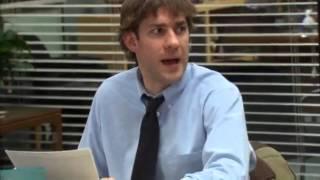 Офис [The Office] - прикол над Дуайтом Шрутом