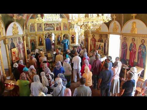 Александр Sandro Кирьяков: Попразднство Рождества Пресвятой Богородицы и объявление