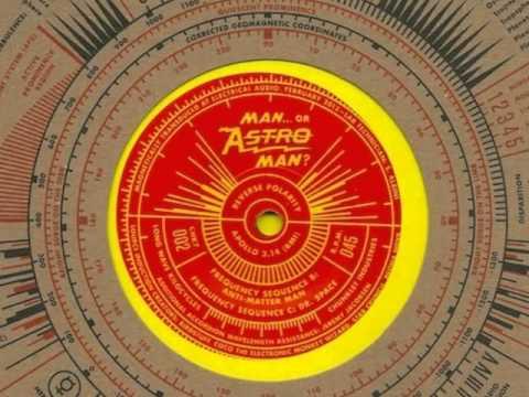 Man...or Astro Man? - Defcon 5