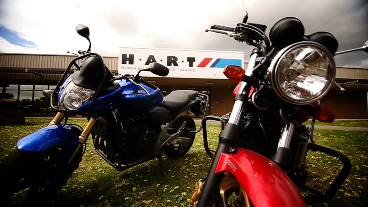 Hart motorcycle training review