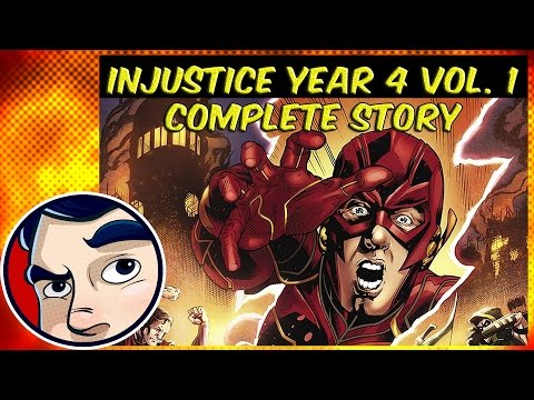 Injustice Gods Among Us Year Four Vol 1 (Superman Vs WW)