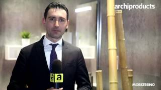 ISH Frankfurt 2017 | MOBILTESINO - Danilo Iannini ci racconta Luxor, Velvet e Fly, i nuovi prodotti