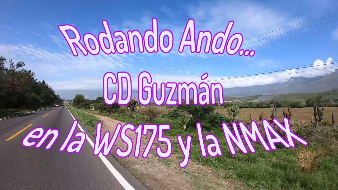 Rodando Ando... CD Guzmán🛵🛵🛵