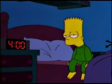 There's A Four O'Clock In The Morning Now? (The Simpsons ...