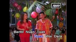 Joget Mansang Puang Pulai Gegendai - Wilson & Stella Philip