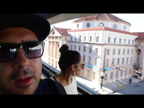 miami downtown & metromover