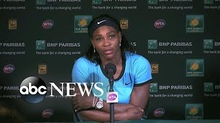 Serena Williams Fires Back At Tournament Director's 'Offensive' Remarks