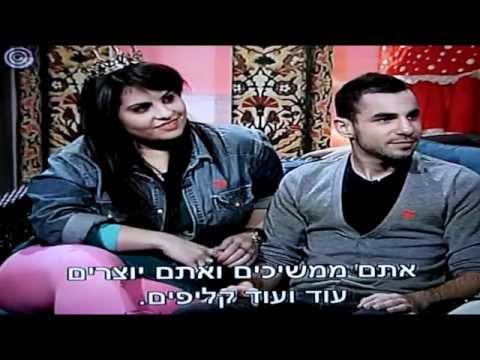 Idan Matalon: Interview on Channel 1 in Israel
