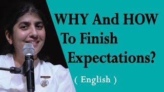 لماذا وكيف لإنهاء التوقعات؟: BK شيفانى في سياتل ، واشنطن (باللغة الإنجليزية)