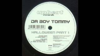 Da Boy Tommy - Halloween (Bossi Remix) (Hard Trance 2000)