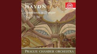 Play Symphony No. 75 in D Major, H. 1/75