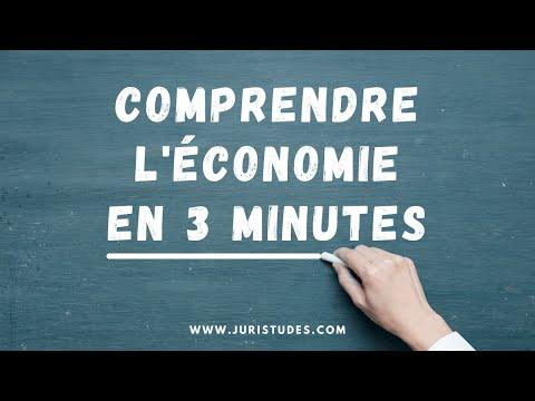 Comprendre la science économique en 3 minutes