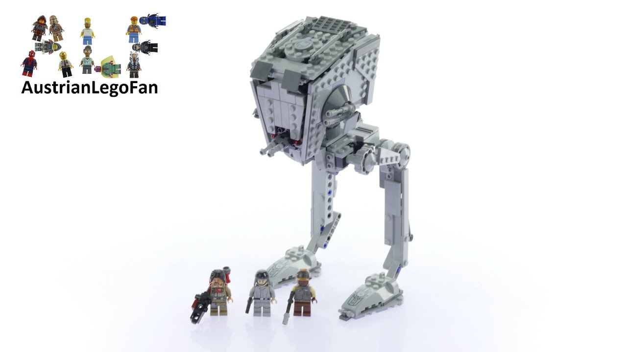 Lego star wars 75153 at st walker lego speed build review youtube - Croiseur interstellaire star wars lego ...