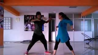 Hamdard - Arun Vibrato Choreography