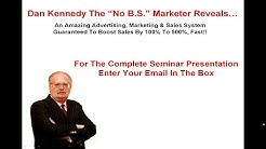 Dan Kennedy Magnetic Marketing Sales System Toolkit For Business Owners