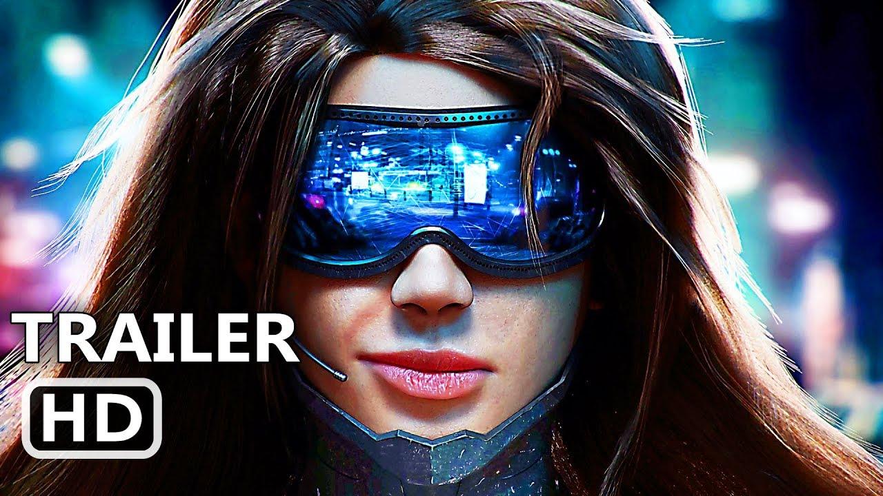PS4 - Cyberpunk 2077 Official Trailer (E3 2018) - YouTube