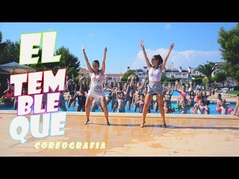 Coreografía / Choreography (EL TEMBLEQUE - DKB ft. King Africa)