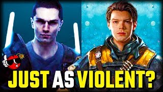 Jedi Fallen Order - As Violent As The Force Unleashed?