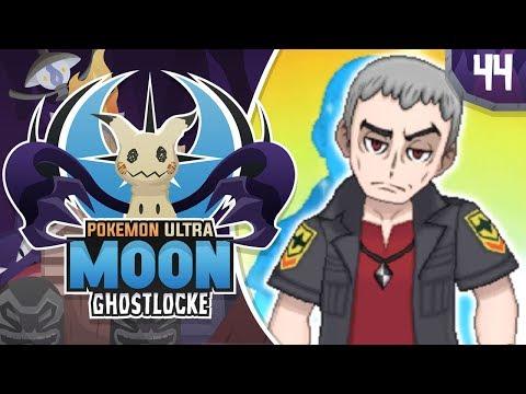 I HATE UNCLE NANU! Pokemon Ultra Sun and Moon GhostLocke Walkthrough w/ aDrive! Ep 44