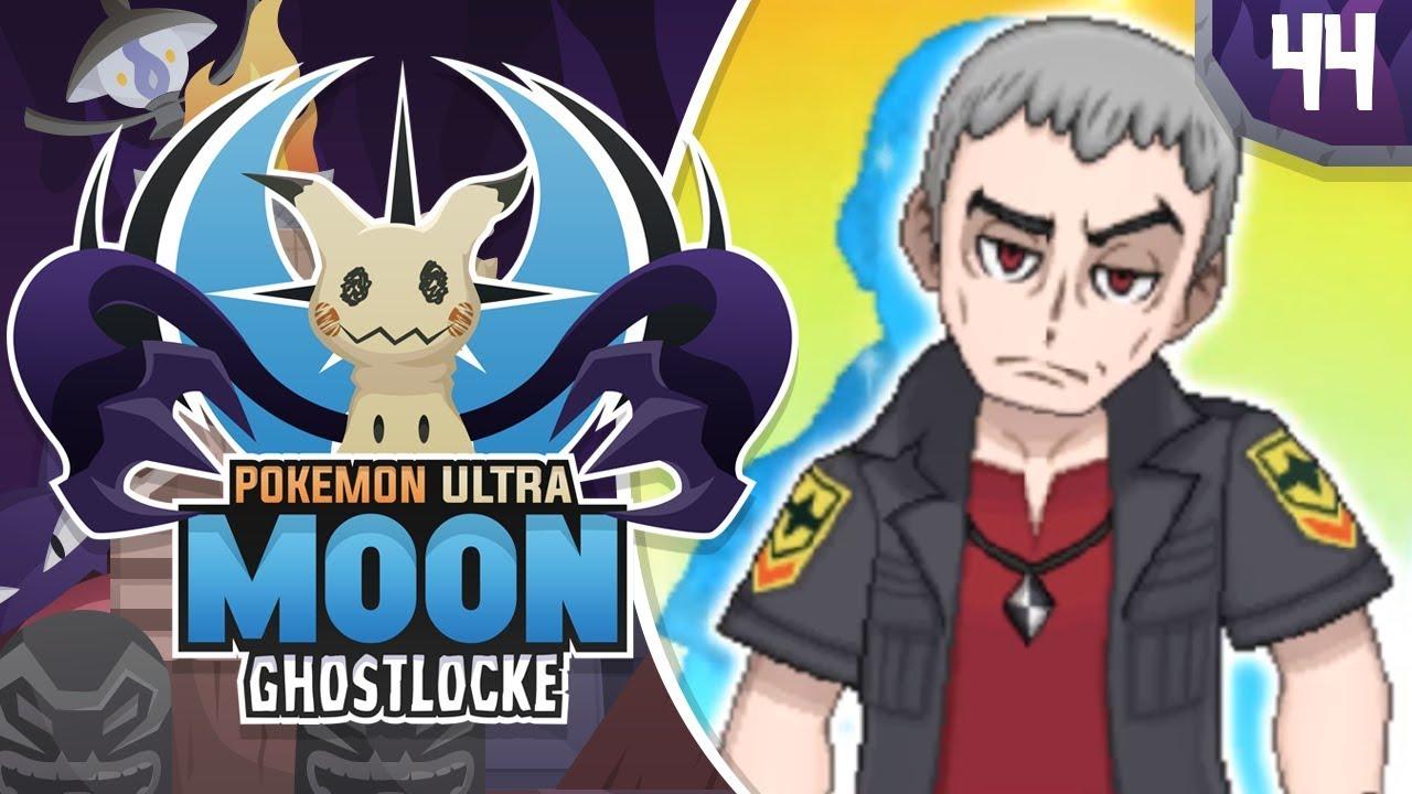I HATE UNCLE NANU! Pokemon Ultra Sun and Moon GhostLocke Walkthrough