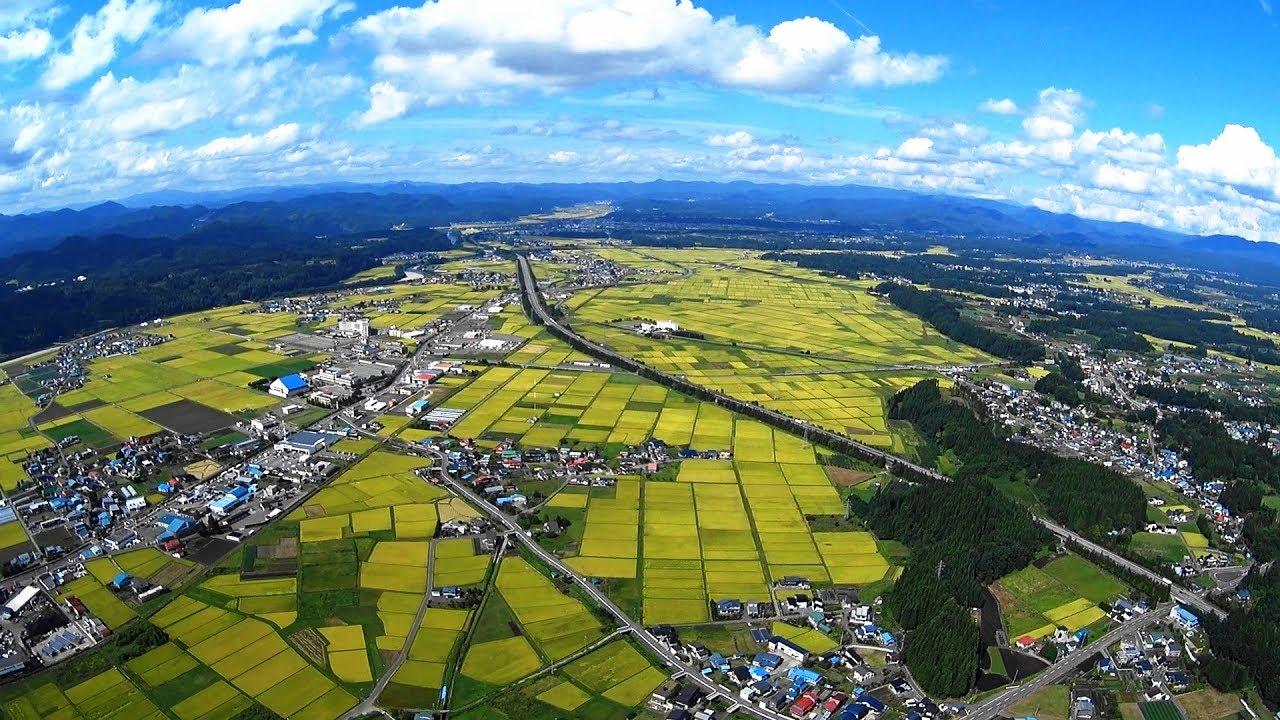 秋田県鹿角市と小坂町を紹介した...