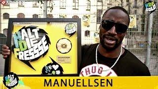 MANUELLSEN HALT DIE FRESSE GOLD NR. 11 (OFFICIAL HD VERSION AGGROTV)