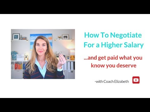 How to Negotiate For a Higher Salary