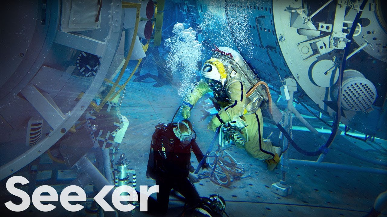 How One of NASA's Deep Space Challenges Could Be Solved in the Ocean | The Swim