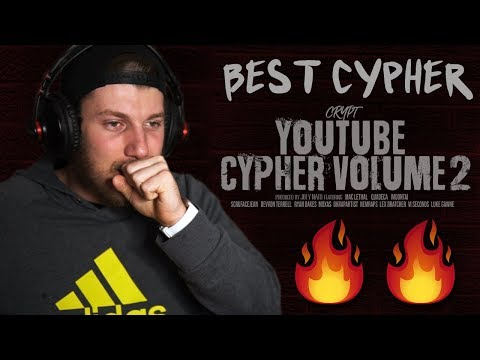 Crypt - YouTube Cypher Vol. 2 ft. Mac Lethal, Quadeca, ImDontai, & more REACTION