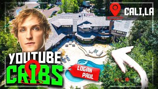 Download YouTube Cribs! Inside Logan Paul's Mansion Resort. Mp3 and Videos