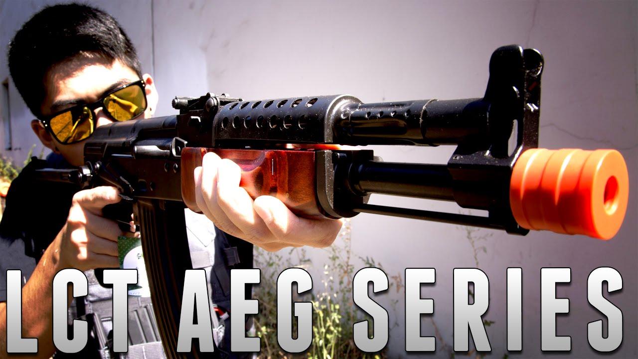 LCT Airsoft Full Metal Full Size Limited Edition M60 Airsoft Light Machine  Gun AEG