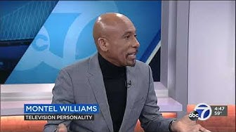 Montel Williams talks TV, cannabis, life after stroke