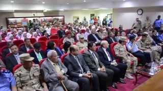 """شاهد.. مستشفى القوات المسلحة بالإسكندرية تحصل على """"اعتماد الجودة الطبية"""""""