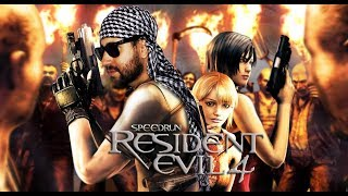 Resident Evil 4 dificultad profesional (Speedrun Any%) Nueva Partida+ - Gameplay en Español