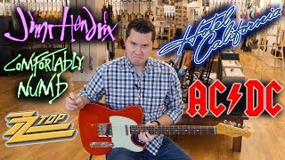 Legendary Licks Every Guitar Player Should Know