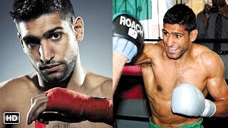 Amir Khan Boxing Training | Workout Highlights u0026 Techniques | Boxing Motivation