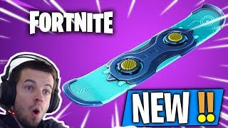 🔴 [FORTNITE] 5,000 V-BUCKS OFFERTS FOR NOEL! Update THIS MATIN HOVERBOARD AEROPLANCHE!