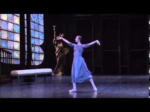 Agnes Letestu as Cinderella with Paris Opera Ballet
