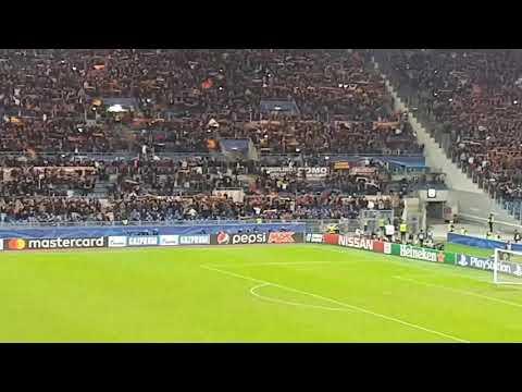 #RomaChelsea finale Grazie Roma #AsRoma #Olimpico