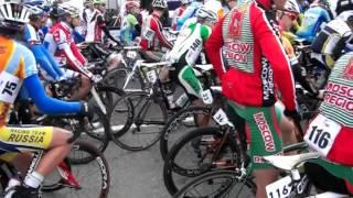 Старт велогонки Пять Колец Москвы 2013(, 2013-05-06T18:09:35.000Z)